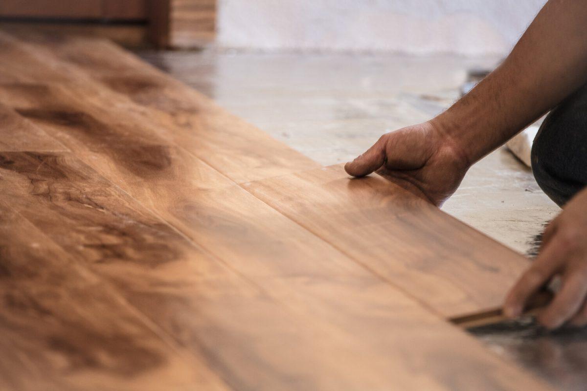 Floor Repair and Restoration