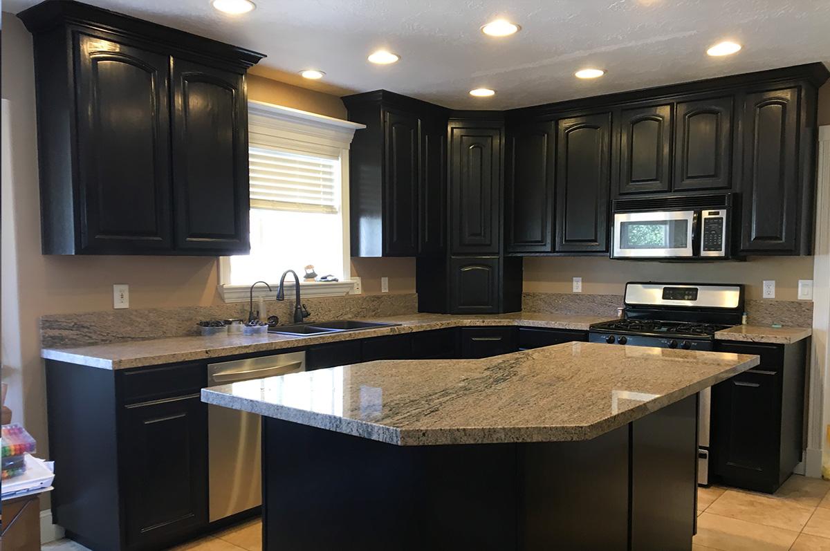 Cabinet Repair and Refacing
