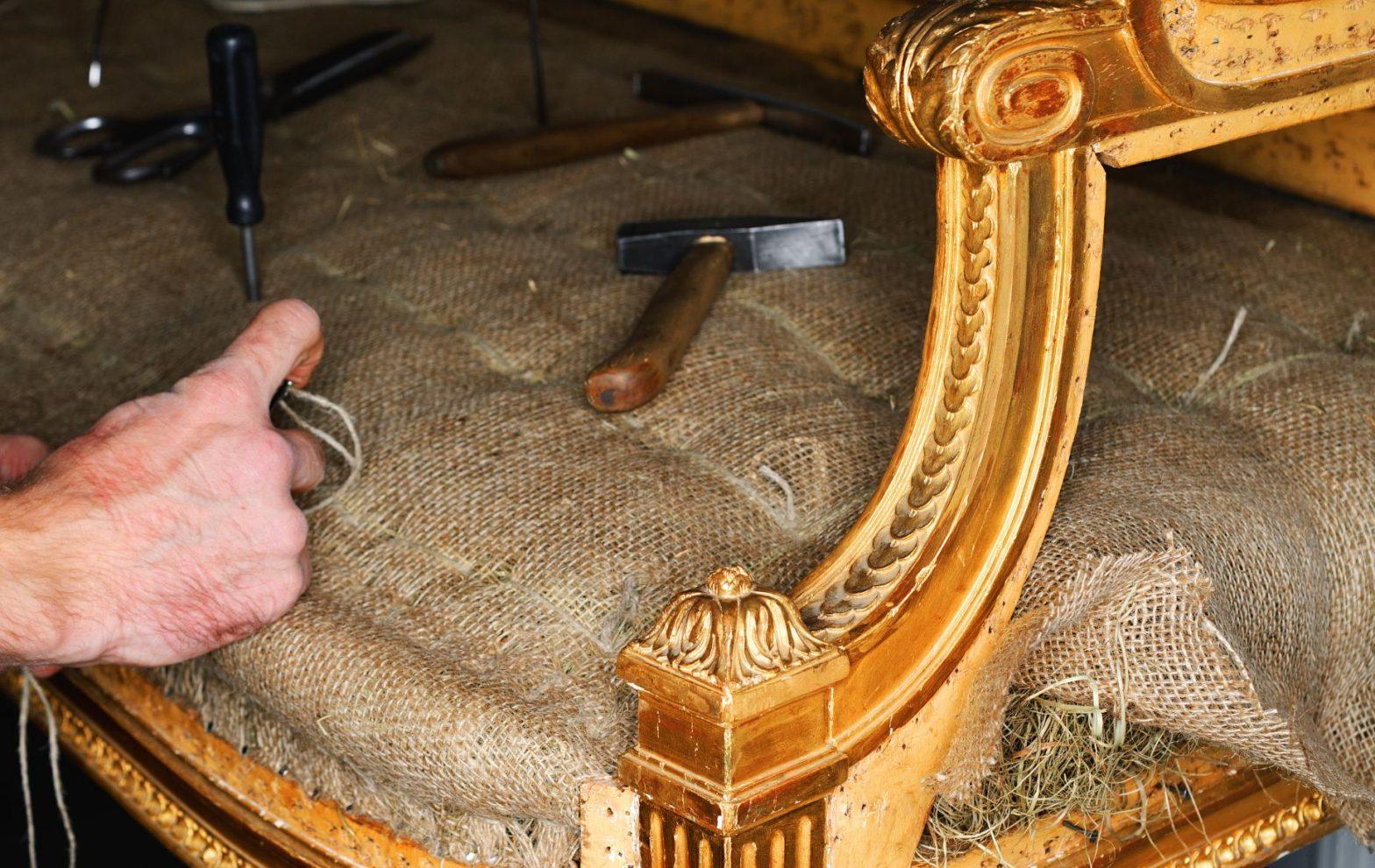 Antique Repair and Restoration Services